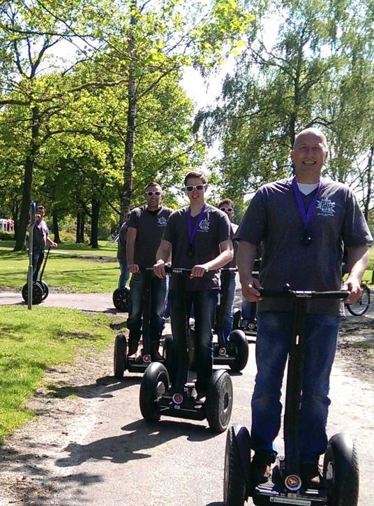 Segway Tour Friesland