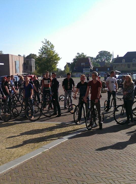 steppen Friesland Kickbike Challenge