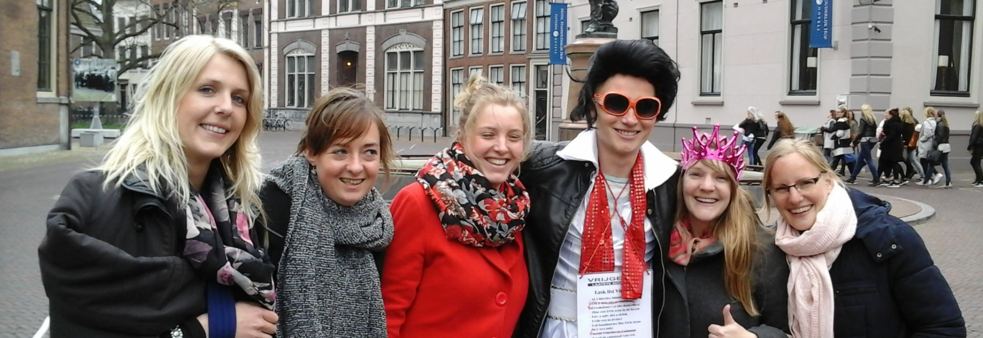 vrijgezellen uitje dames Friesland The Wedding Planner